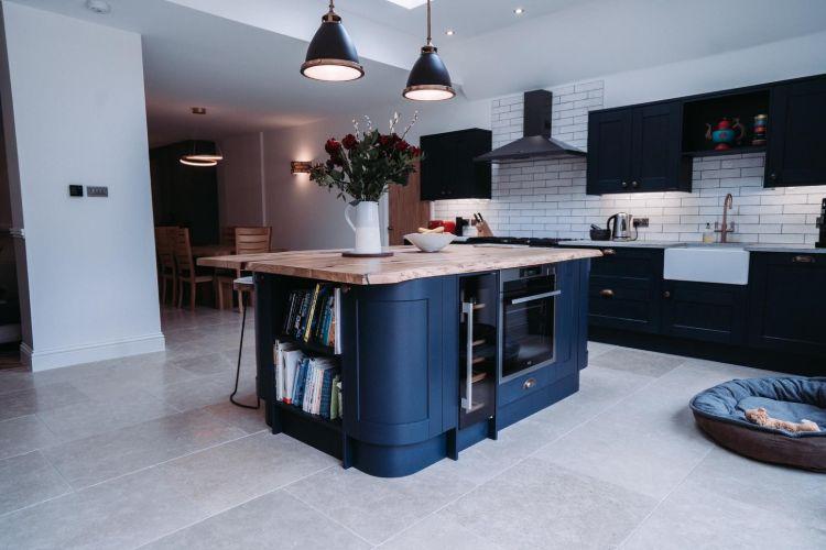 HGC kitchen extension